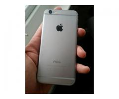 Openline Iphone 6 64gb Gray Complete